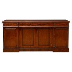 Superb Quality William IV Mahogany Sideboard