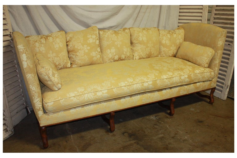 Superbe French 19th Century Sofa For Sale 7