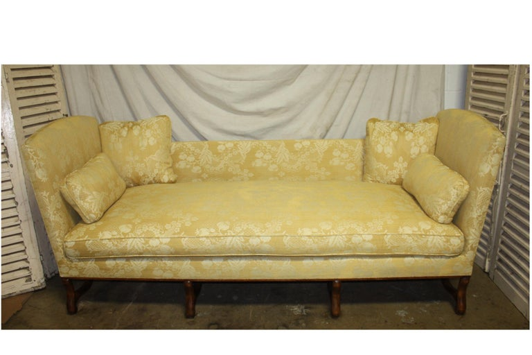 Superbe French 19th Century Sofa For Sale 10