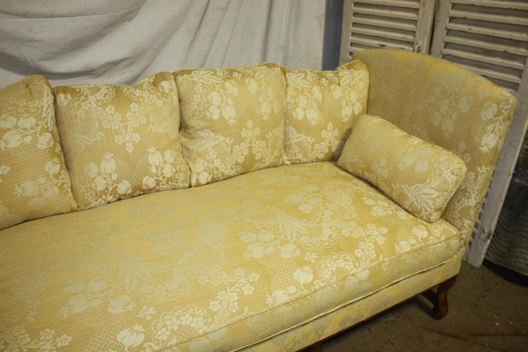 Superbe French 19th Century Sofa For Sale 14