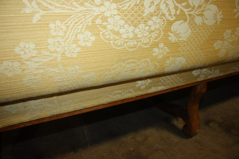 Superbe French 19th Century Sofa For Sale 15
