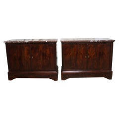 Superbe Pair of 19th Century French Buffet