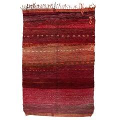 Superlative Vintage Beni Mguild Berber Carpet