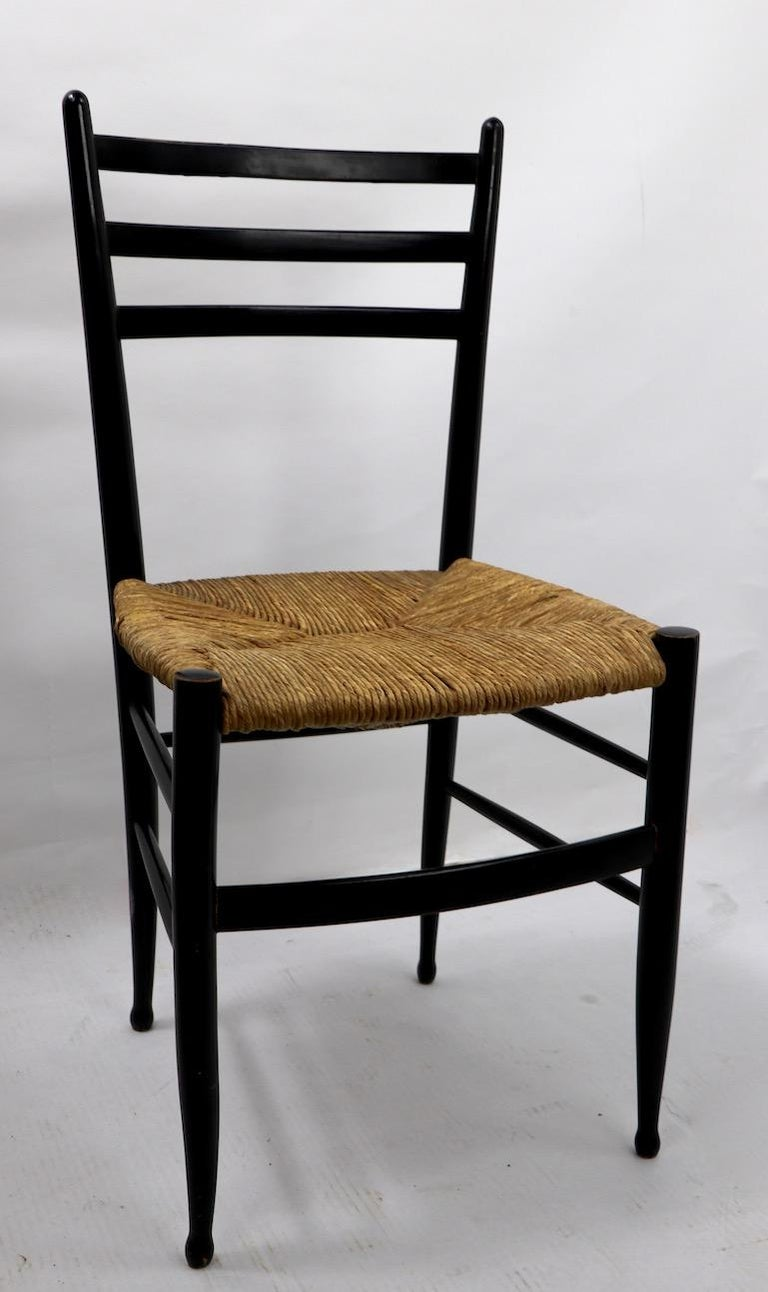 Superleggra Spinetto Chair Made In Italy For Sale At 1stdibs