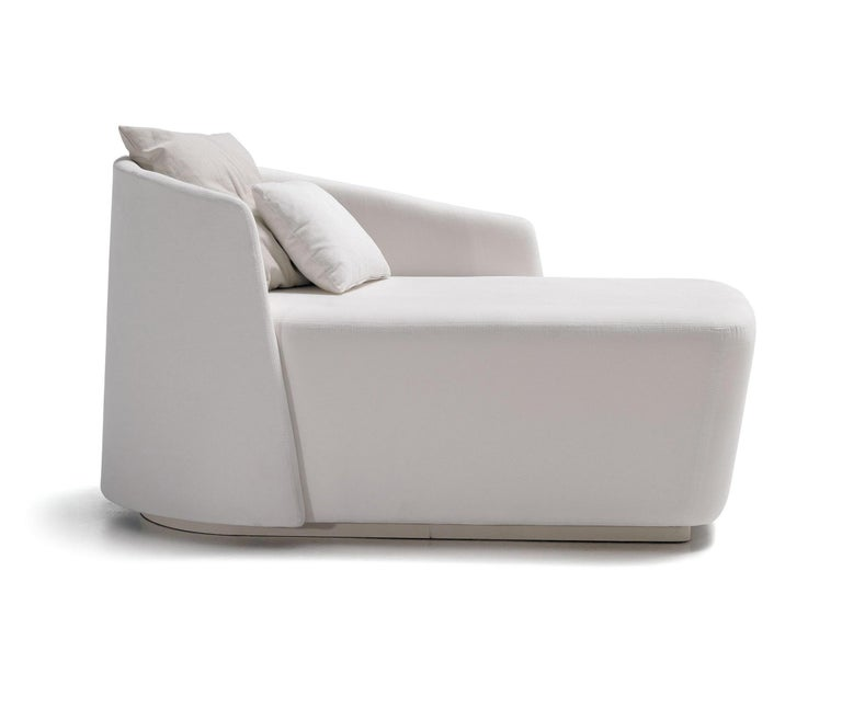Modern Supernatural Chaise Lounge Sofa Chair by Jorge Pensi For Sale