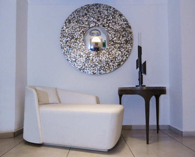 Supernatural Chaise Lounge Sofa Chair by Jorge Pensi In Excellent Condition For Sale In Madrid, ES