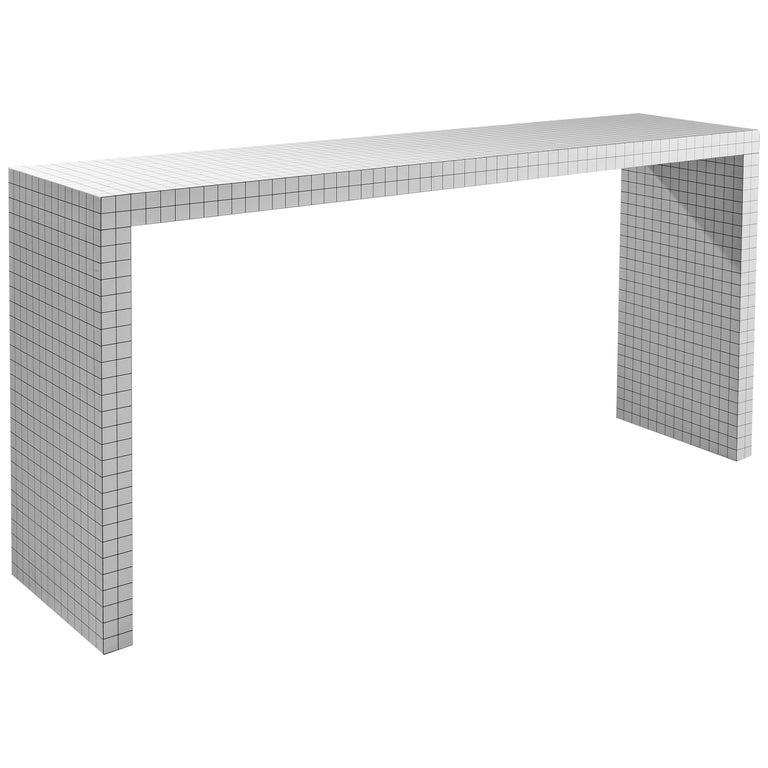 Superstudio for Zanotta Console Table 'Quaderna' For Sale