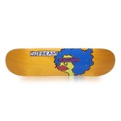 Supreme skateboard deck by Mark Gonzales (Mark Gonzales Supreme)