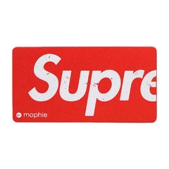 Supreme x Mophie 64GB External Storage/Battery Pack