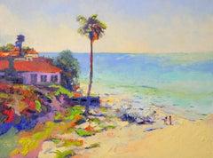 Sunny Day on the Beach (Santa Barbara)