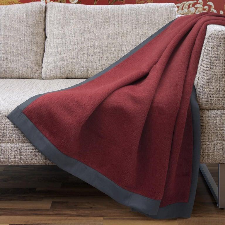 Suri Alpaca Blanket In New Condition For Sale In Milan, IT