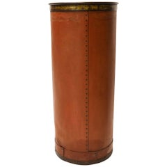 Suroy Cylinder Large Size, circa 1950, Origin France