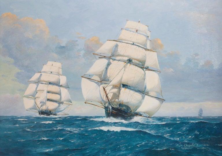 (1903-). Oil on canvas. 36