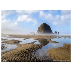 """Surreal Encounters on the Oregon Coast,"" Canon Beach Photograph, Sam Nizam 2015"