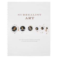 Surrealist Art, The Lindy and Edwin Bergman Collection, First Edition Book