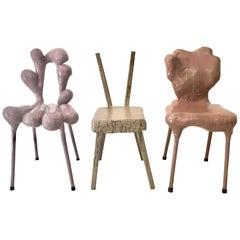 Surrealist Chairs by Tessa Koot