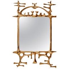 Surrealist Mirror by Victor Roman