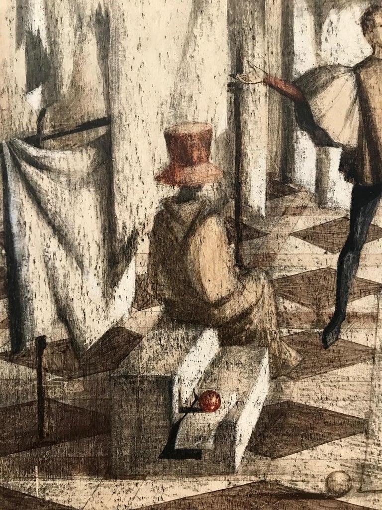 Italian Surrealist Painting