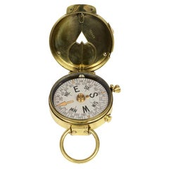 Survey Compass Swiss Made in 1918 for U.S. Engineer Corps