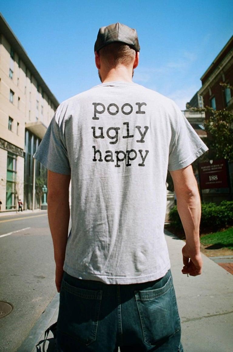 Susan Barnett Figurative Photograph - Poor Ugly Happy