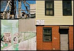 Williamsburg 1 - Contemporary Urban Color Photograph - Archival Digital Print