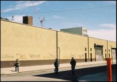 Williamsburg 11 - Contemporary Urban Color Photograph - Archival Digital Print