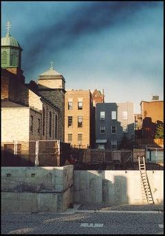Williamsburg 12 - Contemporary Urban Color Photograph - Archival Digital Print