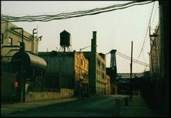 Williamsburg 19 - Contemporary Urban Color Photograph - Archival Digital Print