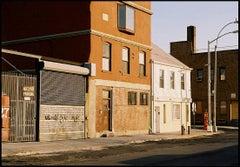 Williamsburg 21 - Contemporary Urban Color Photograph - Archival Digital Print