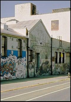 Williamsburg 5 - Contemporary Urban Color Photograph - Archival Digital Print