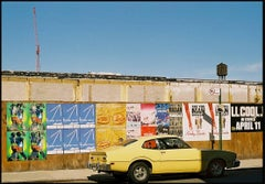 Williamsburg 8 - Contemporary Urban Color Photograph - Archival Digital Print