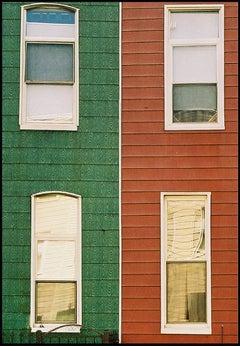 Williamsburg 9 - Contemporary Urban Color Photograph - Archival Digital Print