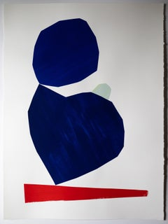 """""""From Memory No. 30"""" - color block collage - patterns - Henri Matisse"""