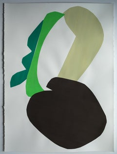 """""""From Memory No. 7"""" - color block collage - patterns - Henri Matisse"""