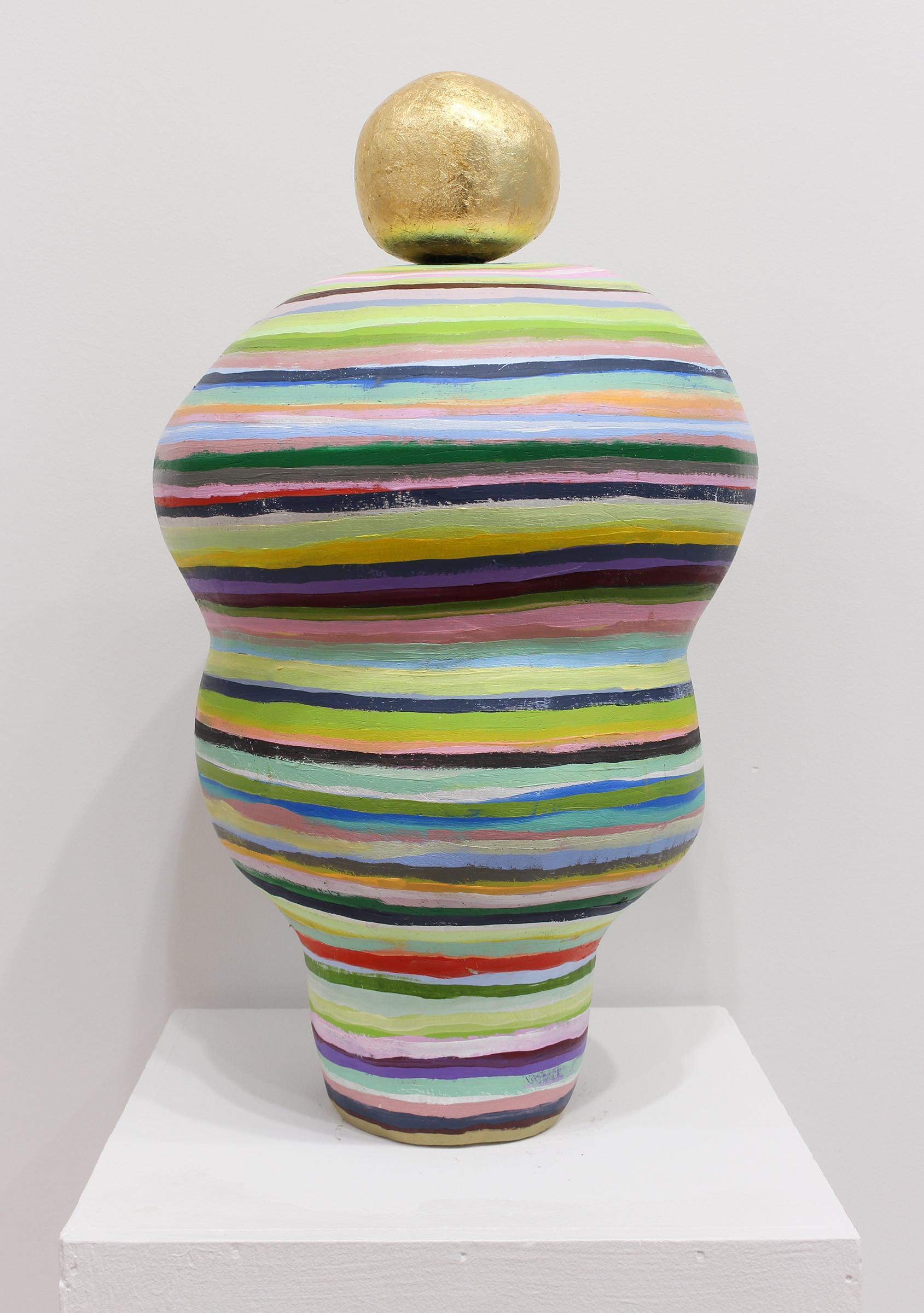 """Fanny"" - abstract sculpture - Barbara Hepworth"