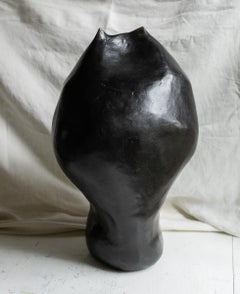 """Guardian"" - abstract sculpture - Barbara Hepworth"