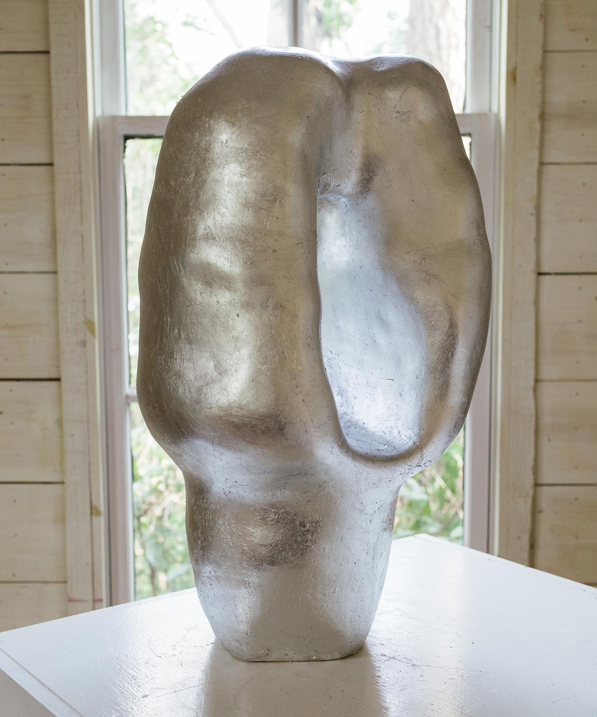 """""""Hero"""" - abstract sculpture - Barbara Hepworth"""