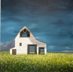 Wide Open Spaces by Susan Kinsella, Acrylic on Canvas Painting