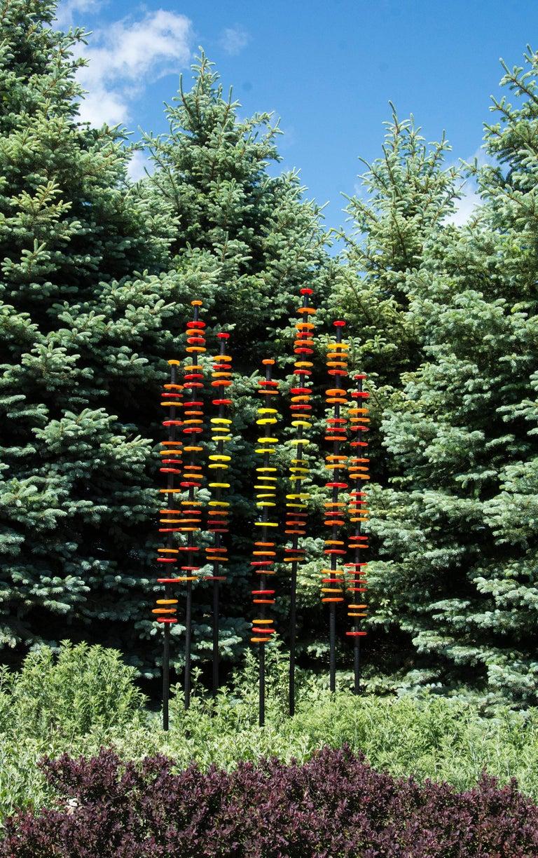 Susan Rankin Abstract Sculpture - Full Sun