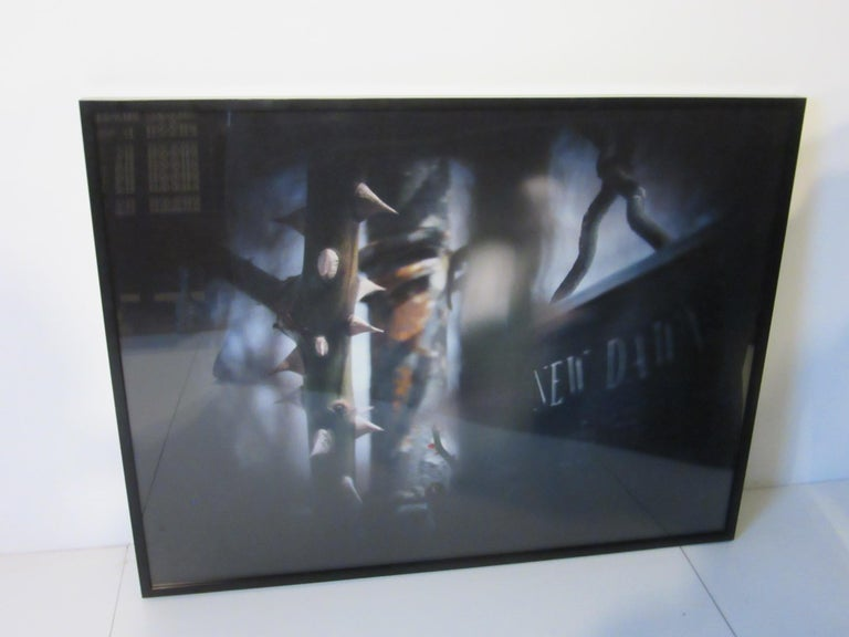 A large Susan Wides photograph / chromogenic print from