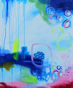 Lazy Sunday Morning, Painting, Acrylic on Canvas