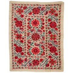 SUSANI Embroidered Tapestry