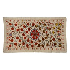 Susani Turkoman Embroidery with Pomegranates