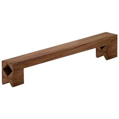 Sushi, Solid Acacia Wood Bench
