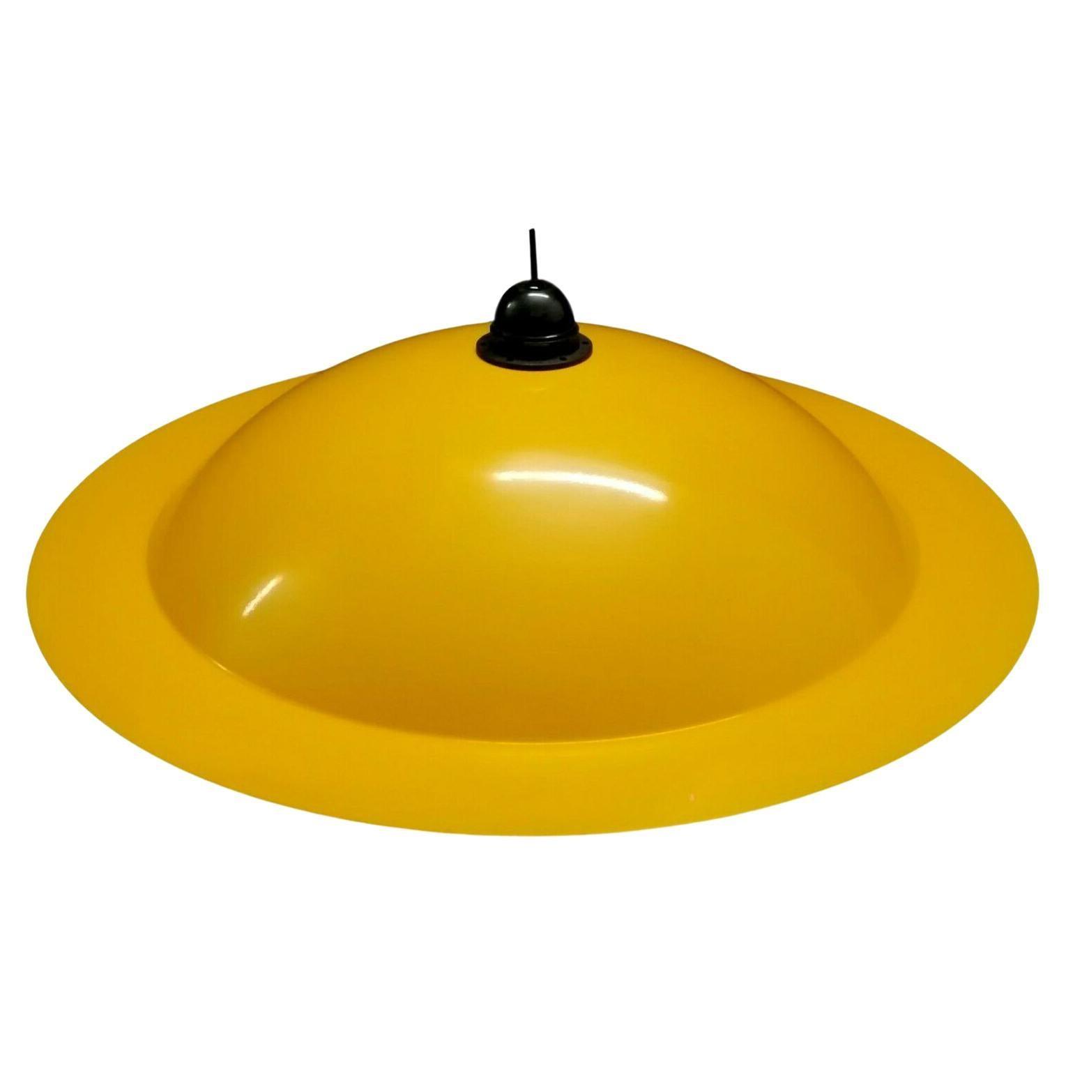 "Suspension Lamp ""Lampiatta"" Design De Pas D'Urbino Lomazzi for Stilnovo, 1971"