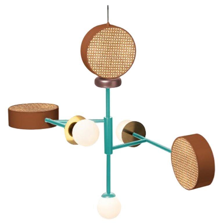 Suspension Lamp Monaco For Sale