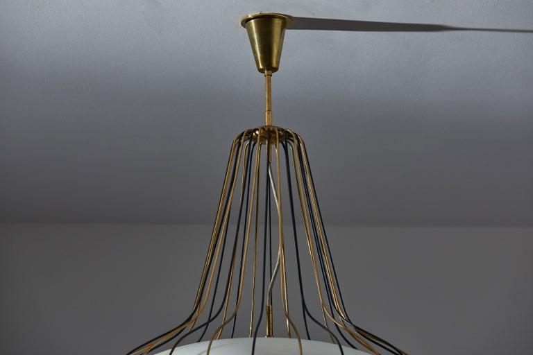 Suspension Light by Angelo Lelli for Arredoluce 3