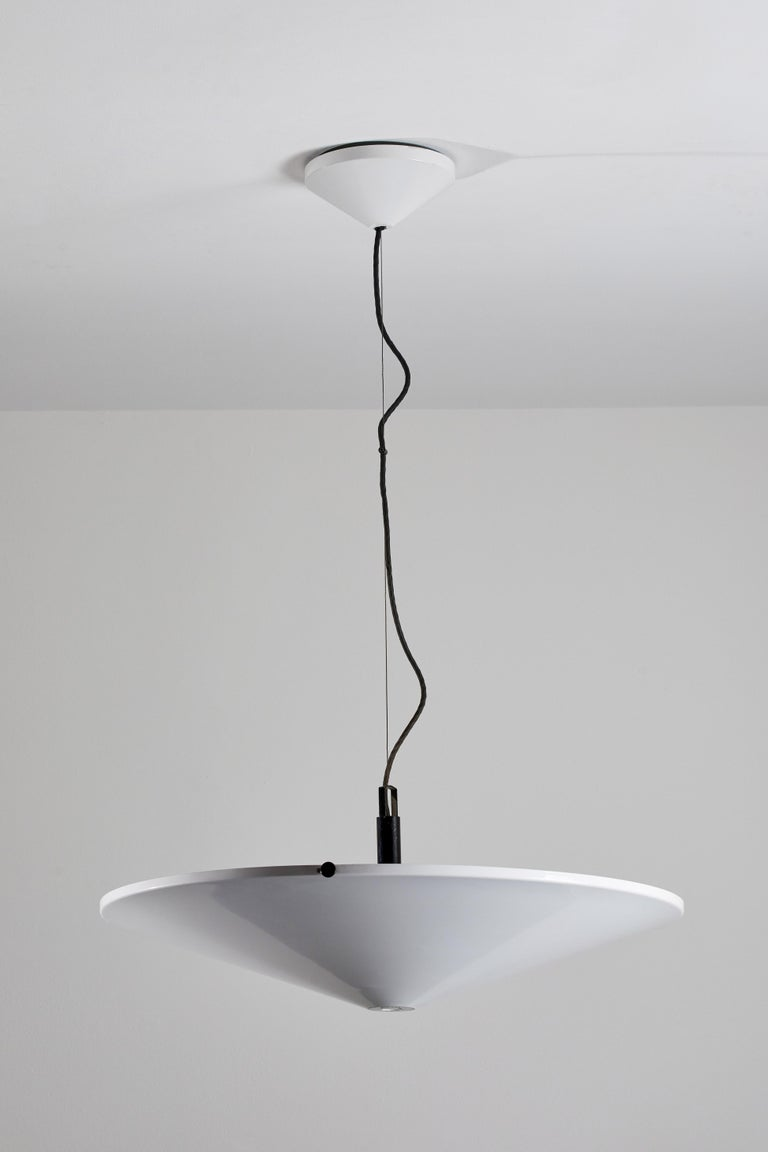 Italian Suspension Light by Arteluce For Sale