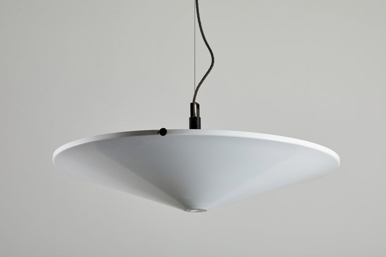 Suspension Light by Arteluce In Good Condition For Sale In Los Angeles, CA