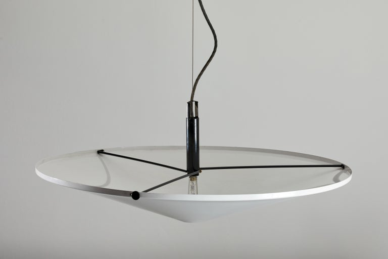 Late 20th Century Suspension Light by Arteluce For Sale